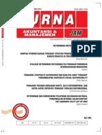 JAM Vol 23 No 3 Desember 2012