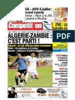 Edition du 1 septembre 2009