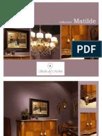 Stella Del Mobile Catalogo Matilde