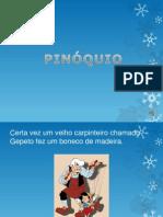 PINÓQUIO E A MAÇONARIA