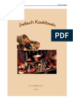 Indische keuken - kookboek2006