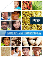 Food Staples Sufficiency Program