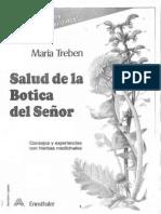 Maria Treben - Salud de la Botica del Señor
