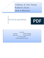 Trabajo Final Ecuaciones Diferenciales - Curvas de Aprendizaje