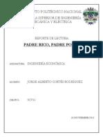 REPORTE PadreRicoPadrePobre