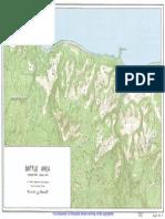 CMH 5-3 Guadalcanal - Map X