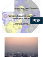 Design&Synthesis MOF