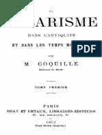 Du Cesarisme Dans l Antiquite Et Dans Les Temps Modernes (Tome 1) 000001047