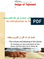 tajweed ppt lesson 1