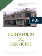 Portafolio Escuela Gastronomia