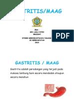 Lembr Balik Gastritis Okk,, Puput