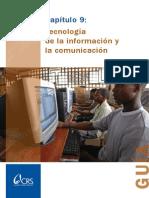 Captulo 9 Tecnologa de La Informacin y La Comunicacin