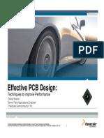 Effective PCB Design