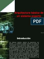 Arquitectura Sistemas Expertos