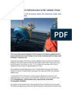 OOI Installs First Infrastructure in the Atlantic Ocean