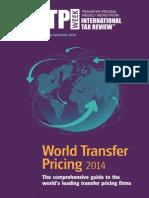 World Transfer Pricing 2014