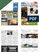 "Kuta Weekly-Edition 367 ""Bali's Premier Weekly Newspaper"""