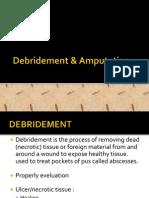 Debridement & Amputation