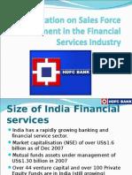 Sales Presentation - Banking