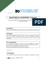 BioMOBIUS ShimmerTutorial