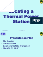 Locating a Thermal Power Station.ppt