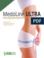 MedoLine ULTRA Nahrungsergänzungsmittel