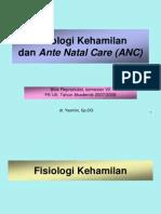 Dr Yasmini Fisiologi Kehamilanxxx