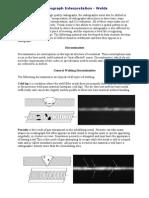 Radiograph Interpretation WELDS.doc
