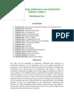 watchman-edificar-a-los-creyentes-nuevos-tomo-i[1].pdf
