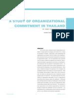 Organizational Committment