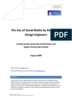 The Use of Social Media by Electronics Design Engineers - Scribd