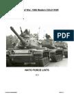 NATO Force Lists v4.0
