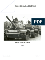 NATO Force Lists v4.0