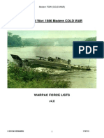 WARPAC Force Lists v4.0