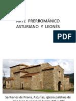 Arquitectura Asturiana y Leonesa 2012-2013