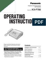 kxf780