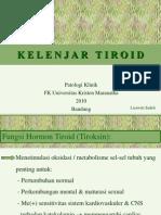 Hormon Tiroid & Paratiroid 2010