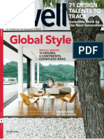 Dwell- Interior magazine May 2013
