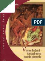 (Sfantul Ioan Casian) Virtutea Infranarii Tamaduitoare a Lacomiei Pantecelui