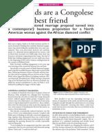 portfolio sample no  4 - diamonds are a congolese militias best friend - danish school of media and journalism - may 2010