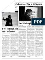 portfolio sample no  6 - print article - trends in the global newsroom - published june 2009