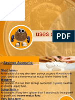 USES OF FUND