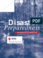 Disaster Prep for Disability
