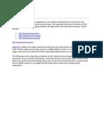 SQL Processing Concepts