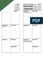 Agenda Hermandad 2014