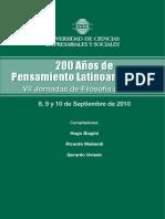 Pensamiento Latinoamericano