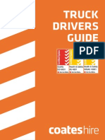 5 Truck Drivers Guide