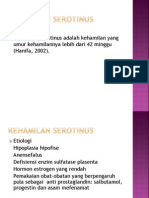 Kehamilan Serotinus Nuk