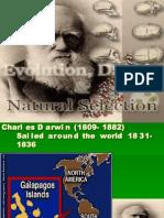 Darwin & Natural Selection