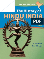 The History of Hindu India- A Textbook of all Ages